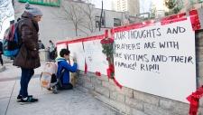 Memorial for Toronto van victims