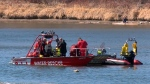 Crews search for man in South Sask. river