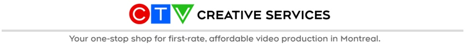 Creative Services header