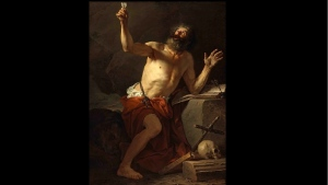 Controversial religious painting will remain in Quebec: Culture Minister | CTV News