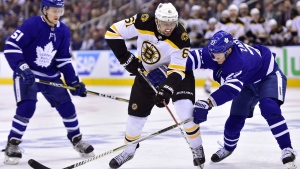 Bruins not fretting over having to go seven games with Leafs | CTV News