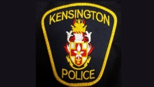 Kensington Police patch