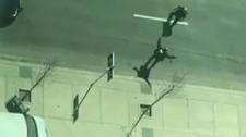 Toronto cop in van attack