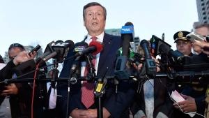 Van attack 'doesn't represent Toronto': Mayor | CTV News
