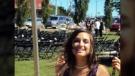 Anne Marie, victim in van attack