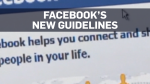 Facebook reveals its new content guidelines