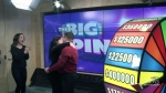 Another northern Big Spin winner