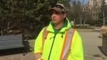 Ken Thomas says he was taken out of town by Saskatoon police