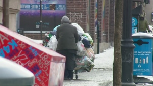 The second count of Montreal's homeless population began on April 24, 2018