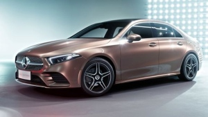 The made-in-China 2019 Mercedes-Benz A-Class L