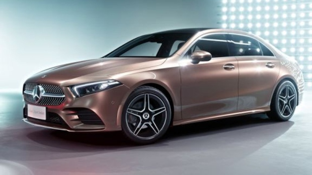 2019 mercedes benz a class l saloon revealed ctv news for Mercedes benz ontario phone number