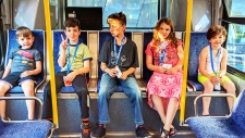 Father fighting to let his kids ride the bus alone