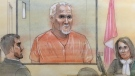 Alleged serial killer Bruce McArthur scheduled to appear for a second time in court via video Apr. 25