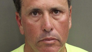 Orange County Corrections photo of Gustavo Falcon. (Orange County Corrections via AP, File)
