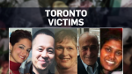 Toronto van attack victims: What we know so far