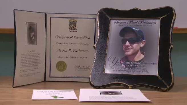 Steven Patterson Donor