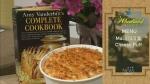 Macaroni & cheese puff