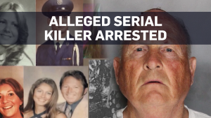 'Golden State Killer' arrested: U.S. authorities