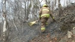 Concern over grass fires in Cape Breton