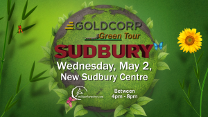 Sudbury Green Tour 2018 date