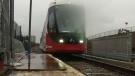 First ride aboard Ottawa's LRT train