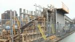 Bridge construction blocks million-dollar view
