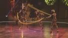 CTV Montreal: Cirque du Soleil surprises