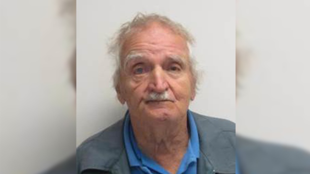 Ralph Whitfield Morris is seen in this image provided by the RCMP.