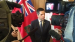 Four unions call on Winnipeg Mayor Brian Bowman to act as peacemaker as labour relations with city turn sour.
