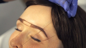A Toronto-based aesthetician is giving women who a