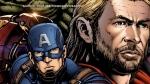 Canadian artist creates Avengers mural for release of film