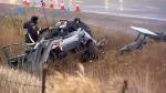 Fatal crash in Bolton