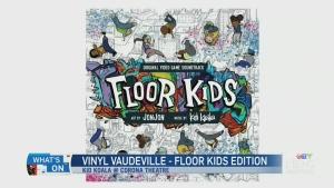 The Montreal DJ is at Vinyl Vaudeville