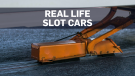 Sweden pilots slot-car-style electrified roads