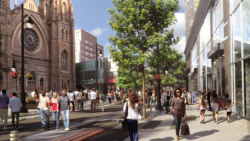 Saint James Square