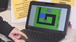 Coding in the classroom: Students make video games