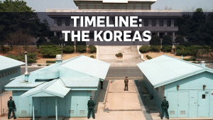 A brief history of North and South Korea