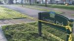 Homicide at park popular with parents, children