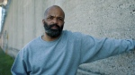 "Jeffrey Wright is seen in a scene from ""O.G."" (Tribeca Film Festival via AP)"