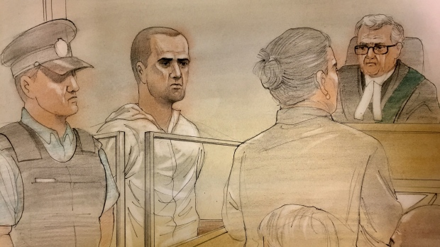 Toronto Van Killer Is Set To Appear In Court This Morning