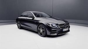 Mercedes-AMG E 53 4MATIC saloon ©Newspress/Mercedes-Benz