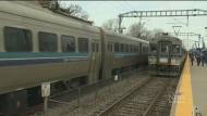 Years of weekend commuter train disruptions begin