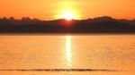 The sun sets on Royston, B.C. (Photo courtesy Tanja Kerr)
