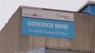Compass Minerals' Goderich mine