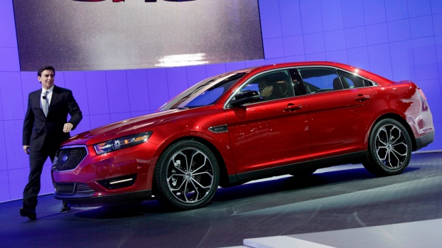 Ford Canada Spared From Parents Plan To Cut Most Car Models From - Ford show car
