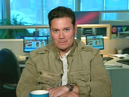 Manuel Pizarro, who was on the same climbing team as Frank Ziebarth, speaks on Canada AM from CTV's studios in Montreal, Wednesday, June 3, 2009.