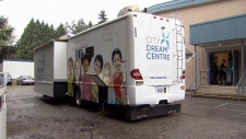 Mobile dental clinic for kids