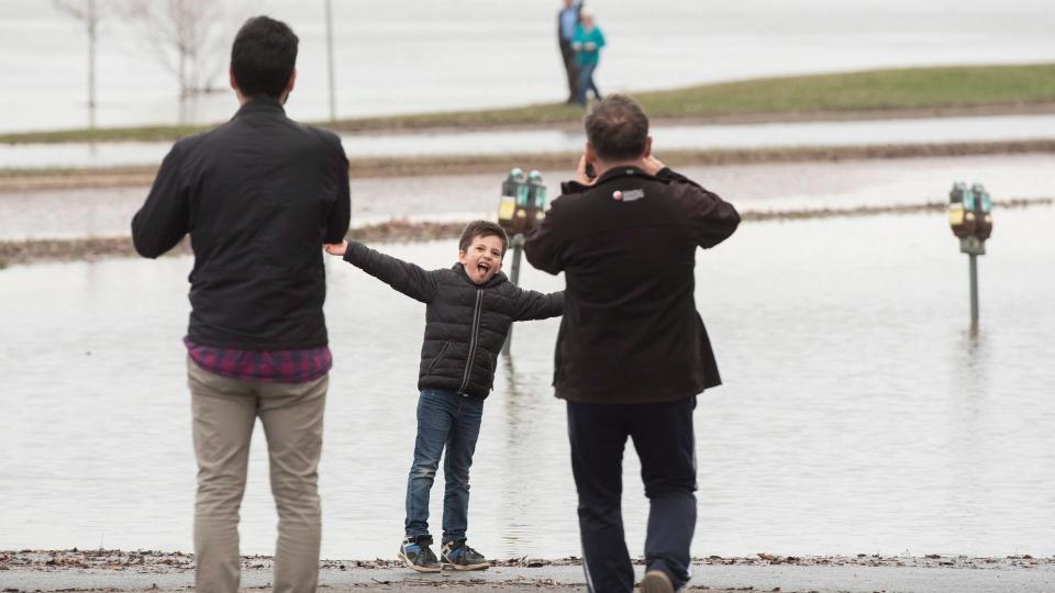 Fredericton flooding