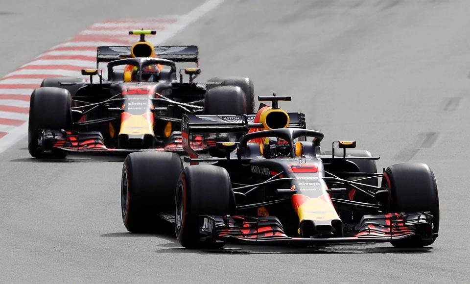 Ricciardo Grand Prix