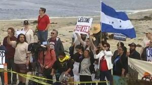 CTV National News: Asylum seekers on Mexico border